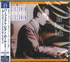 GEORGE GERSHWIN-THE PIANO ROLLS. VOLUME ONE-JAPAN CD E25