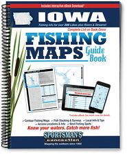 Iowa Fishing Map Guide: 2016 Edition - Sportsman's Connection