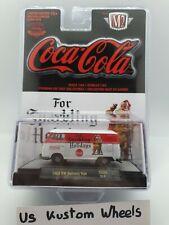 M2 Coca Cola 1960 Vw Delivery Van