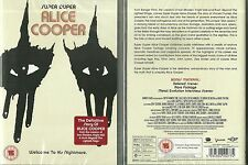 RARE / DVD - ALICE COOPER : LA BIOGRAPHIE THE STORY / NEUF EMBALLE - NEW SEALED