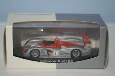 Minichamps Audi R8 LeMans 2002 #1 1:43 01409