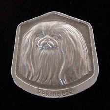 Pekingese Fine Pewter Dog Breed Ornament