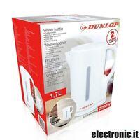 Hervidor de Agua Para Agua 1.7 Litros Dunlop