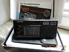 Weltempfänger Grundig Cosmopolit mit Cassette