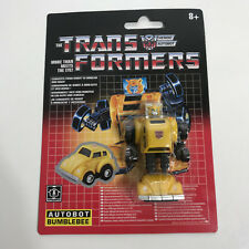 TRANSFORMERS G1 VINTAGE REISSUE BUMBLEBEE WALMART EXCLUSIVE - NEW SEALED