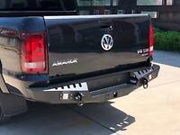 VW Amarok Super Kabine mit hinterer Stoßstange aus Stahl Towbar Bumper