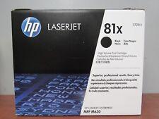 Genuine HP LaserJet CF281X Black 81X High Volume Print Cartridge [35FL]
