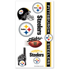Pittsburgh Steelers Temporary Tattoos