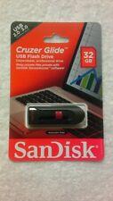 SanDisk Cruzer Glide 32 GB USB Flash Drive