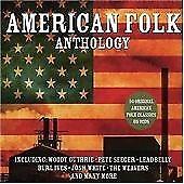 Various Artists - American Folk Anthology (2008)