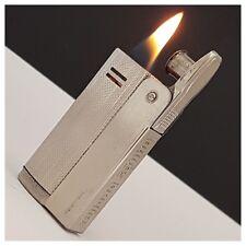 Briquet essence * IMCO STREAMLINE * HUILES BERLIET * Lighter-Feuerzeug-Accendino