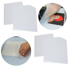 �Usa】50 Sheets A4 Inkjet Heat Iron On Transfer Paper for Light Color Fabrics