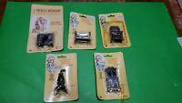 Lot 5 Vintage Dollhouse Miniatures Durham Industries Diecast Metal Holly Hobbie