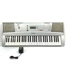 Yamaha YPT300 YPT-300 Keyboard with Power Supply Tested Works Great