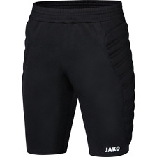 Jako 8939 TW Shorts Torwarthose Striker Kids Herren gepolstert schwarz
