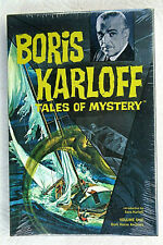 Boris Karloff Tales of Mystery Vol. 1 by Boris Karloff 2009 Hardcover Brand New