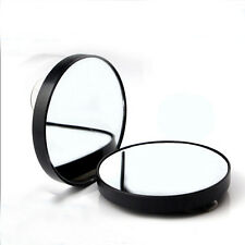 10X Magnifying Makeup Mirror Compact Cosmetic Face Care Shave With 2 Suction Cup