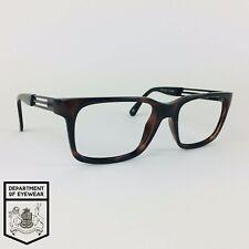 GIANNI VERSACE eyeglasses TORTOISE RECTANGLE glasses frame MOD: 452/A COL.900
