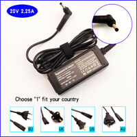 45W AC Adapter Charger Power For Lenovo Ideapad 110-17ACL 110-17IKB 110-15AST