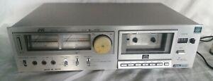 JVC Stereo Cassette Deck KD-A33 ANRS Vintage Rare Collectable 1980's