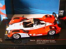 ORECA 03 JUDD BMW #40 LMP2 24H LE MANS 2011 FREY MEICHTRY ROSTAN IXO LMM216 1/43