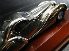 1 Racer Rare Exotic Classic Vintage Car Sport 24 Race 1930s Carousel Silver 18