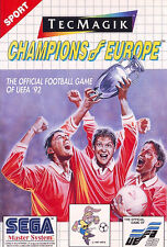 # Sega Master System-Champions of Europe-Top/MS juego #