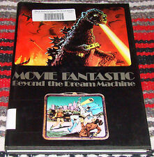 Movie Fantastic: Beyond the Dream Machine by David Annan 1st Ed 1974
