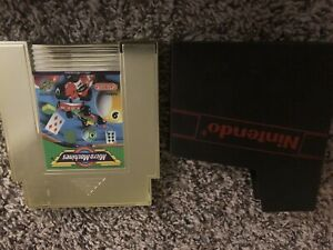 NES Nintendo Video Game Cartridge Micro Machines Authentic cart Tested Working