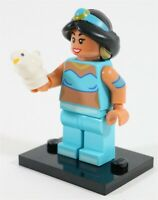 LEGO DISNEY SERIES 2 JASMINE MINIFIGURE 71024 ALADDIN COLLECTABLE MINIFIGURES