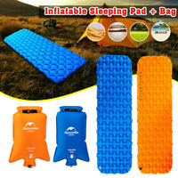 Naturehike Outdoor Waterproof Inflatable Bag Mat Sleeping Pad Hiking Camping