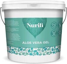 Gel Aloe Vera NURIFIVégétalien Sans Parabènes Pur 99% 1KG Beaté Soin Cadeau