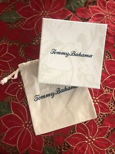 Tommy Bahama Gift Box & Pouch
