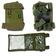 PORTA DOCUMENTI MAPPA SOFTAIR DA BRACCIO VERD 101 INC 359816OD AIRSOFT POUCH MAP