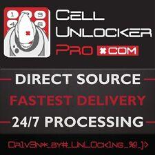 AT&T ATT iPhone 7 7+ 6S 6 Plus 5S 5C 5 All IMEI Premium Express Unlock Service