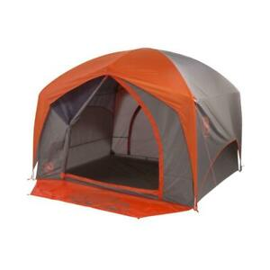 Big Agnes Big House Tent Orange/Taupe 6