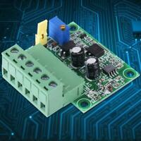 Widewing PWM auf Spannungswandler, 0-10 V, verstellbar, digitales Analog-Si