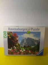 Ravensburger 1500 Puzzle Switzerland, Bernese Alps 2004