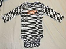 New Carters Baby Thankful I'm Cute Thanksgiving Bodysuit Sizes NB- 6M Turkey