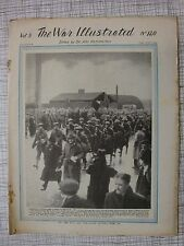 The War Illustrated #120 (Shanghai, Singapore, Moscow, Japan, Malaya, Burma WW2)