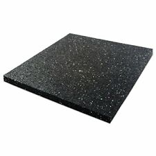 ETM anti-vibration Washing Machine Mat - 60x60x2cm multiple Sizes Available