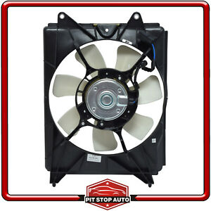New A/C Condenser Fan Assembly for Civic HR-V Passat ILX