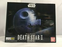 Vehicle model 013 Star Wars Death Star II Plastic model BANDAI