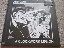 ACCIDENT / MAJOR ACCIDENT - A CLOCKWORK LEGION - NEW - LP RECORD