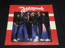 """""""WhiteSnake"""" Tourbook Japan Tour 1983 Booklet"""