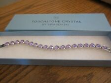 Touchstone Jewelry Lilac Ice Bracelet-New In Box