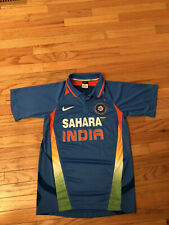 Team India Nike Dri-Fit Cricket Jersey Men's Size XS