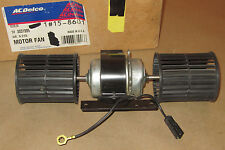 HVAC BLOWER MOTOR W/ DOUBLE CAGES -fits 73-95 Chevy GMC - OEM ACDelco 15-8601