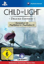 Child Of Light - Deluxe Edition / Uplay PS4 Download Key DE EU / SOFORTVERSAND