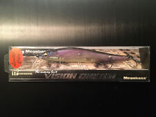 Megabass Vision 110 OneTen Northern Secret limited & super rare NIB